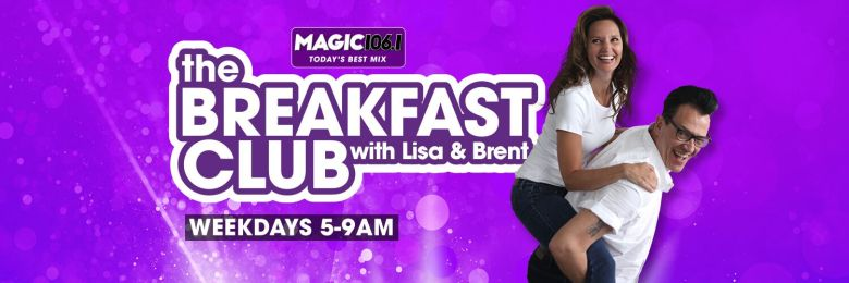 The Breakfast Club with Lisa and Brent