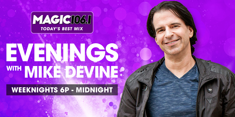 Evenings with Mike Devine