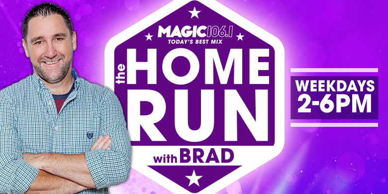 The Home Run… with Brad!