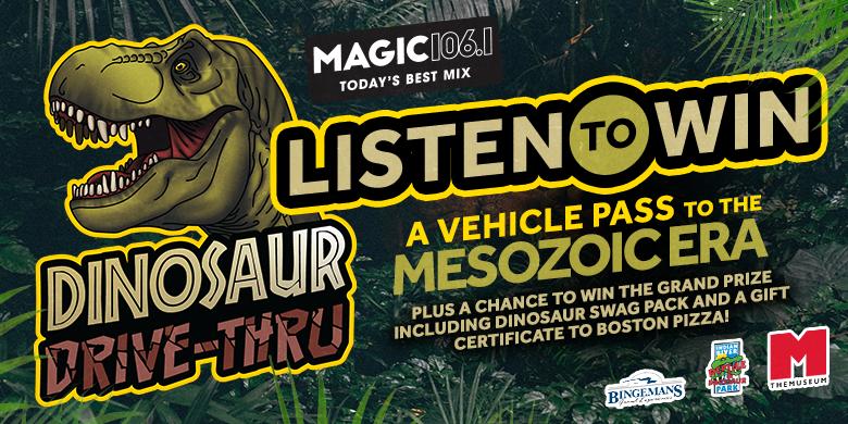 Dinosaur Drive Thru