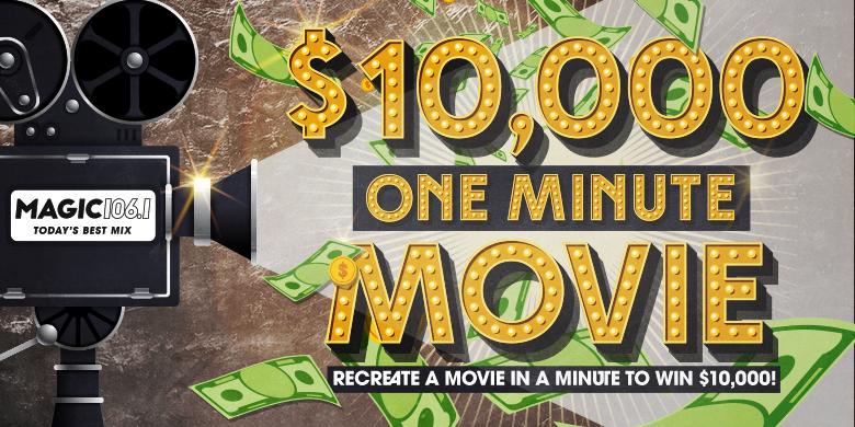 10k One Minute Movie!