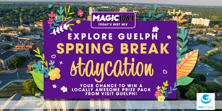 Explore Guelph – Your Spring Break Staycation