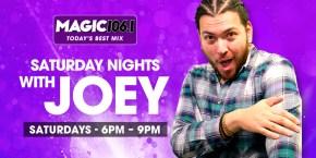 Saturday Nights with Joey