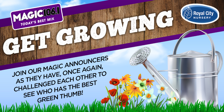 Get Growing Challenge with Royal City Nursery