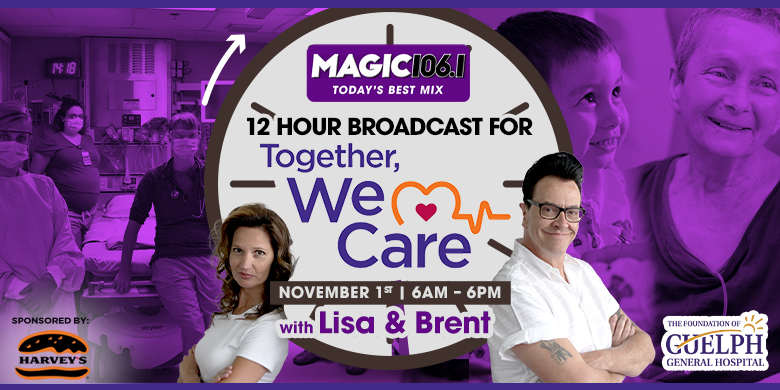 12 Hour Broadcast for Together We Care